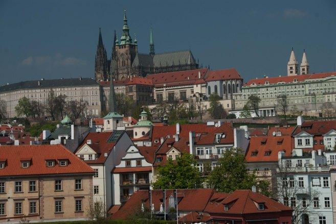 Skyline - Prague