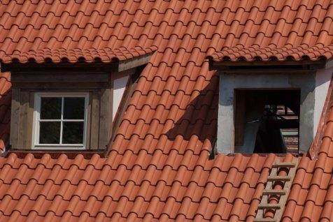 Roof - Prague