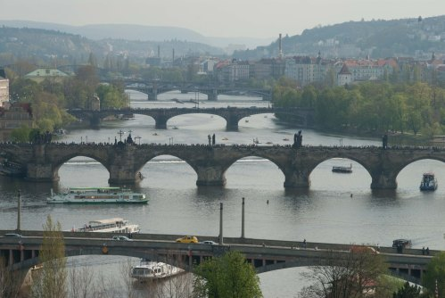 Bridges - Prague