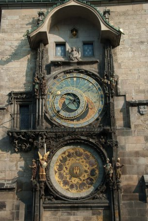 Clock Tower - Prague
