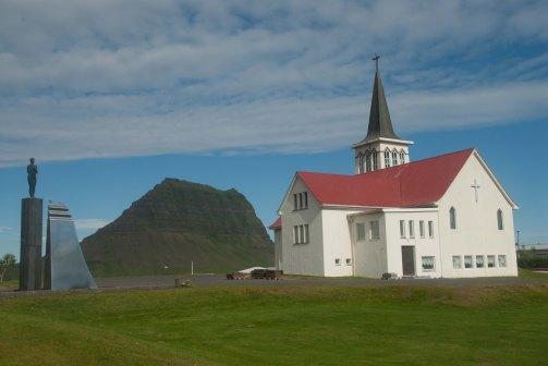 Kirkjufell in Grundarfjörður - Iceland