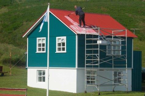 House - Iceland