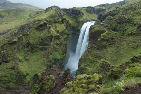 Waterfall - Iceland