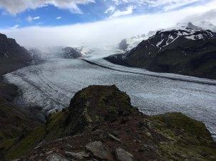 Skaftafellsjökull Glacier - Iceland