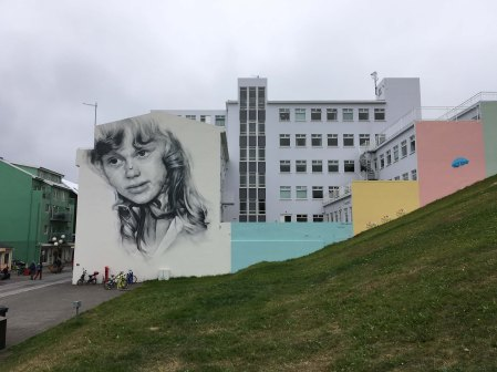 Building Art - Iceland