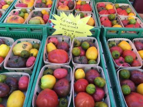 Fresh Produce - Provence, France