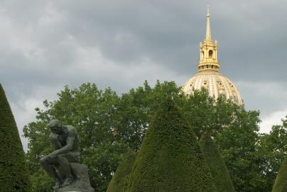 Rodin's The Thinker - France