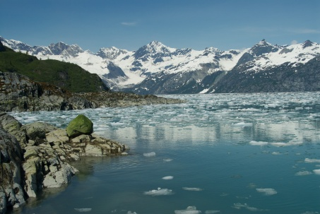 Johns Hopkins Inlet 1 - Glacier Bay