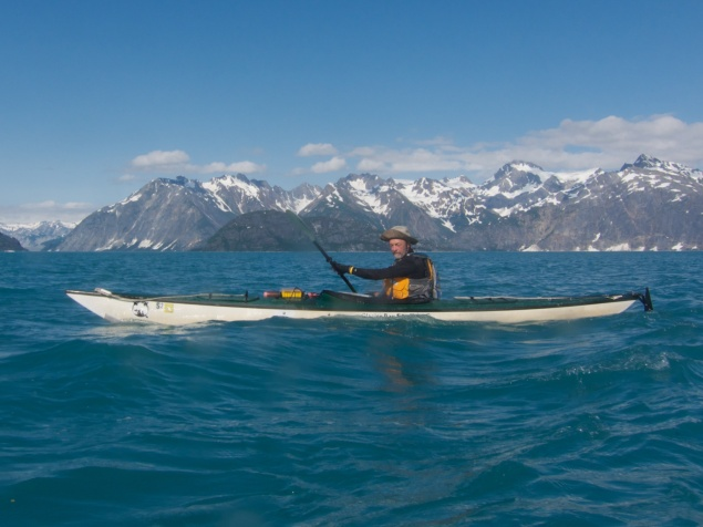 John - Glacier Bay