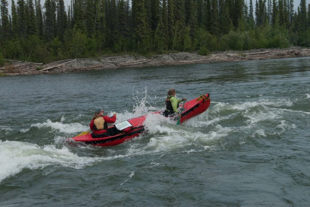 Whitewater 2 - Hart River
