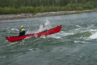 Whitewater 1 - Hart River