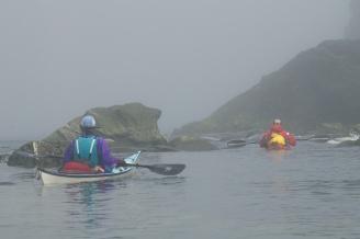 Kayaking the Coast - Newfoundland